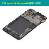 LCD het Scherm van de Aanraking van de Vertoning voor de Melkweg S3/S2/S1/S3mini van Samsung