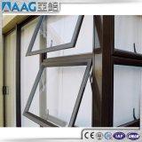 Алюминиевые окно/алюминий тента Верхн-Повиснули окно
