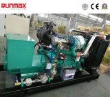 groupe électrogène du gaz 50kw/62.5kVA naturel