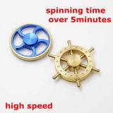 De gouden Spinner van de Hand van de Stijl van de Leidraad met de Spinner van de Vinger van de Hoge snelheid