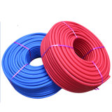 Синь шланга для подачи воздуха давления PVC промышленная пожаробезопасная высокая (KS-6125GYQG)