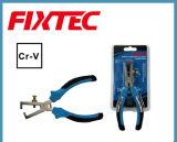 """Плоскогубцы провода ручных резцов высокого качества CRV Fixtec 6 """" обнажая"""