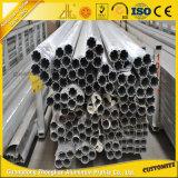 Tube en aluminium de anodisation d'aluminium de pipe de constructeur de la Chine