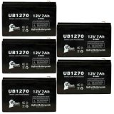 Astuto-UPS 1500 dell'APC 2200 1000kVA batteria Ub1270 12V 7ah