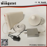 PCS 1900MHz 3G 4G repetidor de señal de teléfono celular con una gran cobertura