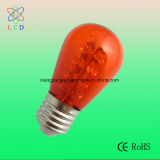 Luz de bulbo ligera barata del golf del bulbo LED G50 10-15lm LED G50 del precio LED G50 0.5W
