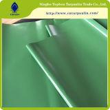 Голубой Coated брезент PVC для тележки Tb090