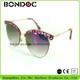 Venta caliente estilo unisex gafas de sol polarizadas (C018)
