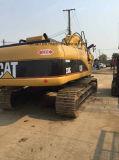 使用された猫330cの掘削機Origian日本(幼虫のクローラー掘削機330C)