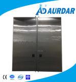 送風フリーザーの冷蔵室か低温貯蔵部屋