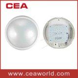 IP65 impermeabilizzano l'indicatore luminoso della paratia del LED con il sensore di movimento