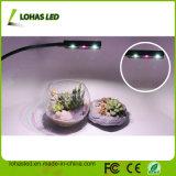 3W 가득 차있는 스펙트럼 LED는 클립 LED를 가진 유연한 테이블 램프가 플랜트 증가를 위해 가볍게 증가하는 가벼운 새로운 디자인 USB를 증가한다
