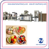 Linha de produção do equipamento da fabricação dos doces com sistema da condição do amido