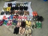 Prima de grado AAA calidad segunda mano Mujer Calzado mujer zapatos usados