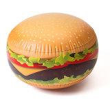 Nahrung, die vorbildliches Bildschirmanzeige Belüftung-oder TPU aufblasbarer Brot-Hamburger bekanntmacht