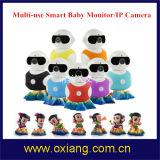 cámara sin hilos del IP del monitor PIR del bebé del 13m WiFi