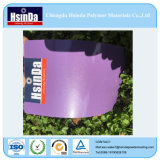Heißes Verkaufs-Epoxidlack-Gelb-purpurrote silberne Metallspray-Puder-Beschichtung