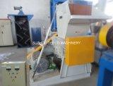 Réutilisation de la machine en plastique de broyeur de morceau