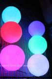 LED 빛을%s 가진 큰 점화 팽창식 풍선 팽창식 공