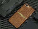 Caixa do telefone móvel de Leahter para o iPhone 7/7plus