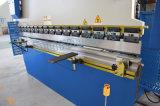 200 Edelstahl-verbiegende Servomaschine der Tonne fahrende Delem CNC-Steuerpresse-Brake/4000 mm