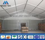 Tienda tamaño pequeño del almacén de la pared del metal para el almacenaje del acontecimiento