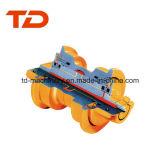 Mini piezas del tren de aterrizaje del rodillo de /Chain/Down de la pista de Sparts del excavador de R300 R305 R320 R385 Hyundai