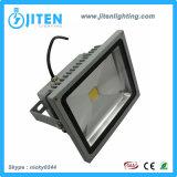 Viruta al aire libre de Epistar de la luz de inundación de la MAZORCA LED de los dispositivos ligeros 50W de inundación