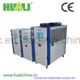 Qualitäts-industrielle Luft abgekühlter Wasser-Kühler-Gebrauch für Plastik