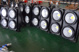 4 * 100W COB LED Audiência Blinder Light