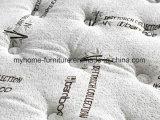 materasso di bambù della gomma piuma di memoria del gel del tessuto 12inches