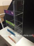 Visualización de acrílico del contador del almacén de la calidad estupenda