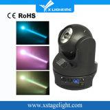 Mini lumière principale mobile d'effet du faisceau DEL 60W de POINT magique