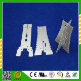Diluir as peças carimbadas de mica aplicadas em secadores elétricos