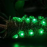 クリスマスツリーのBlingの装飾の休日LEDストリング豆電球