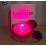 Casquillo bajo del laser del dispositivo de la viga del tratamiento de la pérdida de pelo de la terapia del laser