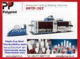 Машина Thermoforming чашки наклона (PPTF-70T)