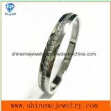 Armband de Van uitstekende kwaliteit van het Roestvrij staal van de Juwelen van Shineme met Steen