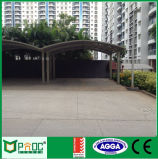 Aluminium de parking de garage