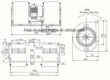 A/C кондиционер шины вентилятора 351mm испарителя