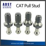 Perilla de la retención del espárrago del tirón del gato de los accesorios de la máquina del CNC