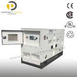 conjunto de generador diesel silencioso de 125kVA Isuzu