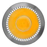 blanco ahuecado LED ligero de la luz del punto de la cabina de 6W Dimmable LED, blanco caliente AC85-265V