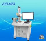 360 graus automático que giram a máquina da marcação do laser da fibra 10W