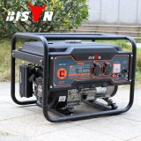 Generatore autoalimentato della molla di monofase di CA del fornitore del generatore del bisonte (Cina) BS2500m 2kw 2000W 2kVA
