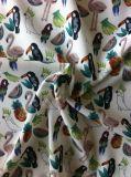 Tissu 100% Chiffon estampé par Crepe de robe élégante de Farbic de polyester