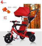 3 Rad-Kind-Dreirad 3 in 1 Baby-Auto-Kind-Kind-guter Spielwaren-Fahrt auf Spielzeug zu den Kindern