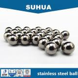 4.763m m 304 bolas de acero inoxidables de la precisión para la venta