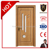 Dernière conception Well Sale Roumanie Design Intérieur PVC MDF Door