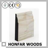 modanatura di legno del materiale da costruzione di 12X140mm